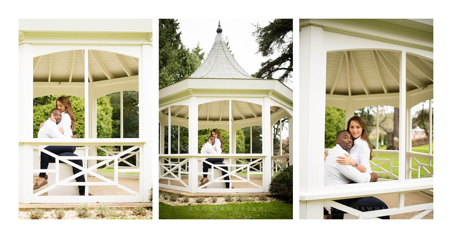 Pre Wedding Shoot The Orangery Wedding Venue Maidstone