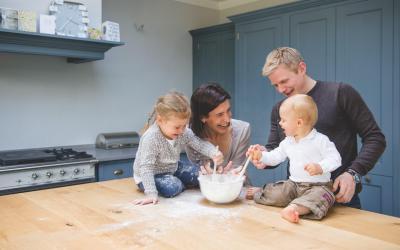 Lifestyle Family Photo Shoot in Blackheath {London family photographer}