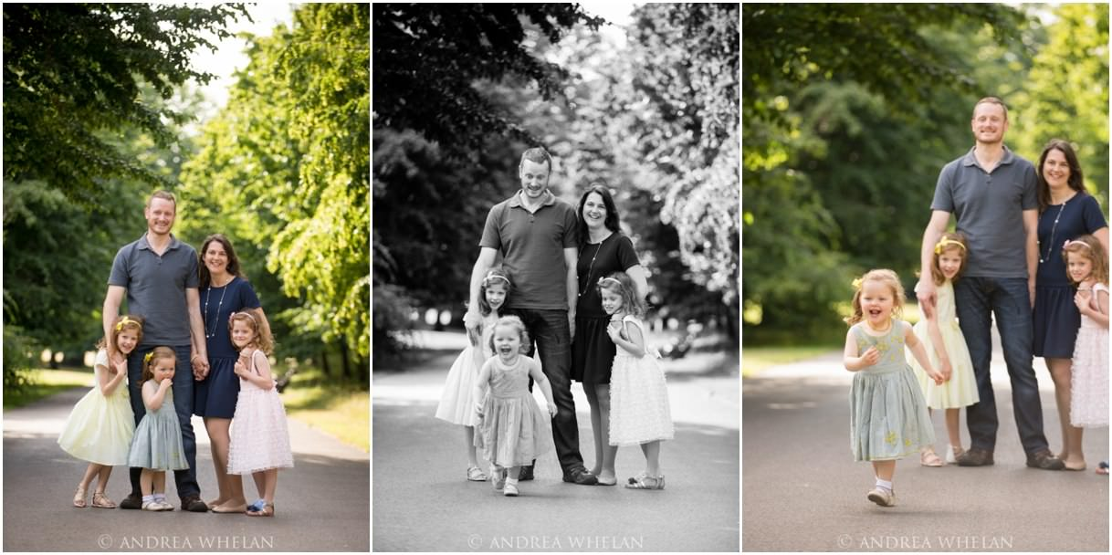 Family Posing ideas London Photographer