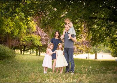 Family photos London Greenwich