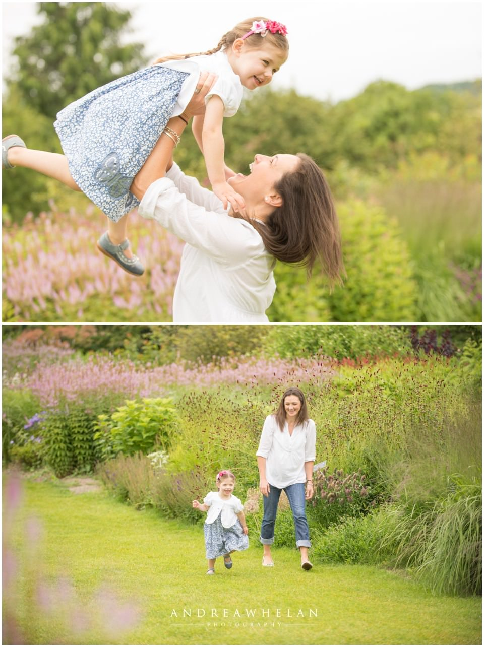 mum and daughter photo shoot