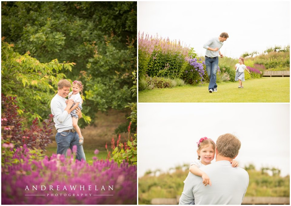 father and daughter photo shoot london