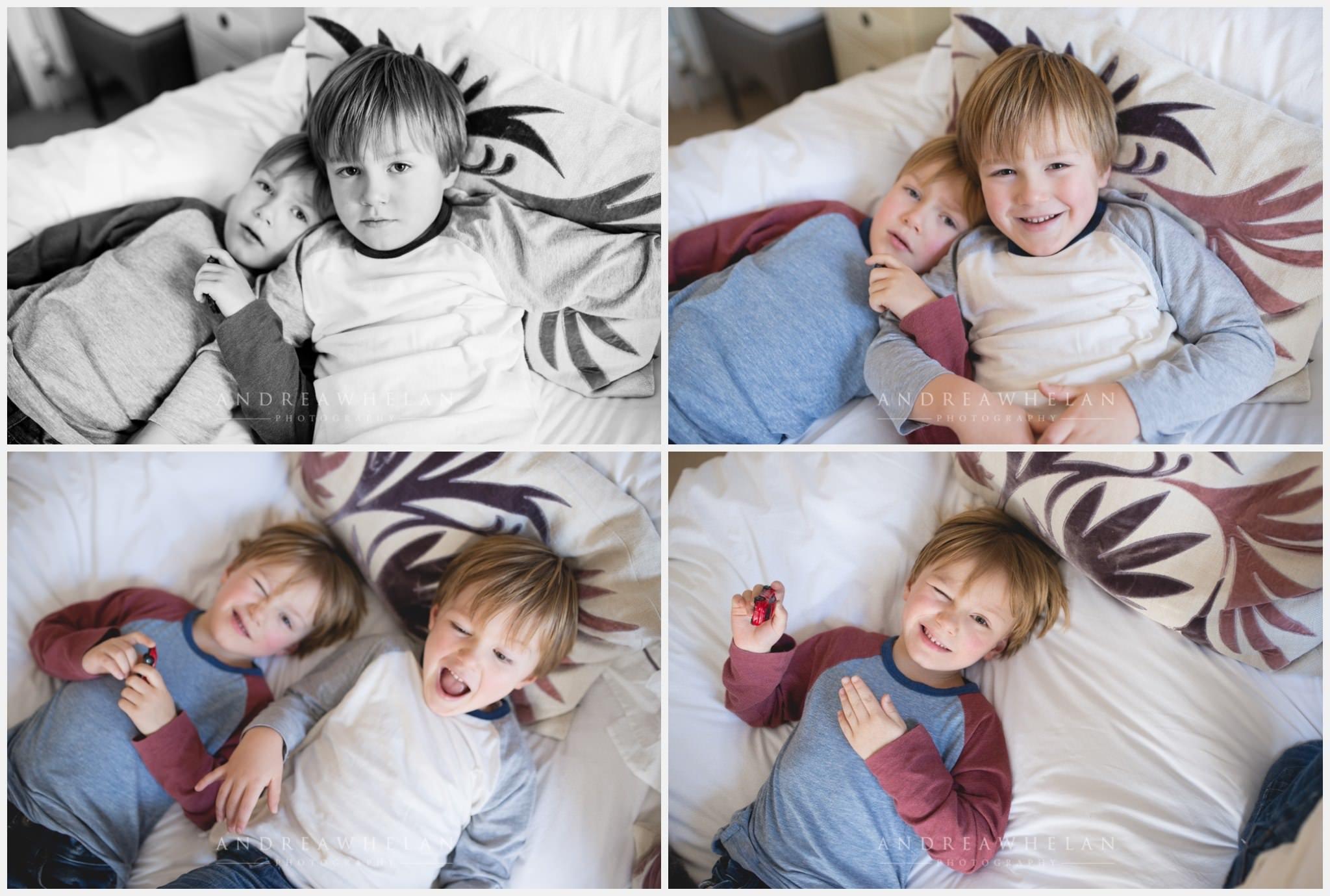Family lifestyle photographer london