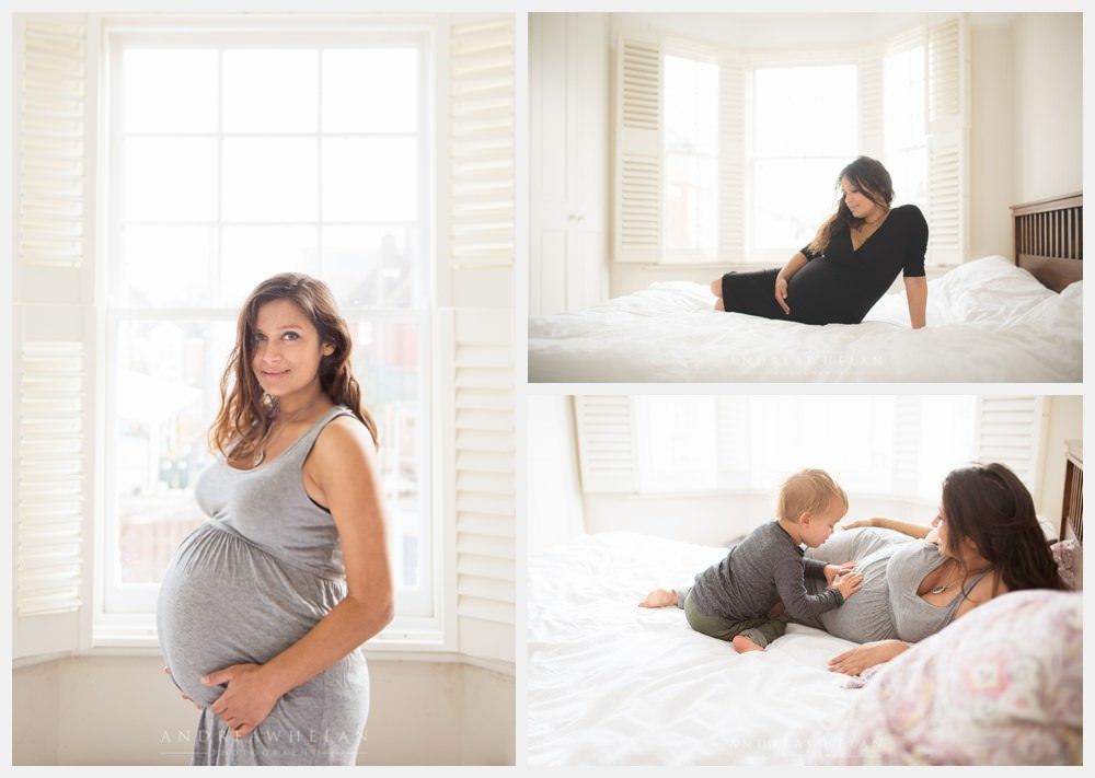 Bump, maternity, pregnancy photos in Blackheath