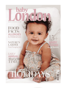 Baby London Magazine - Andrea Whelan Photography