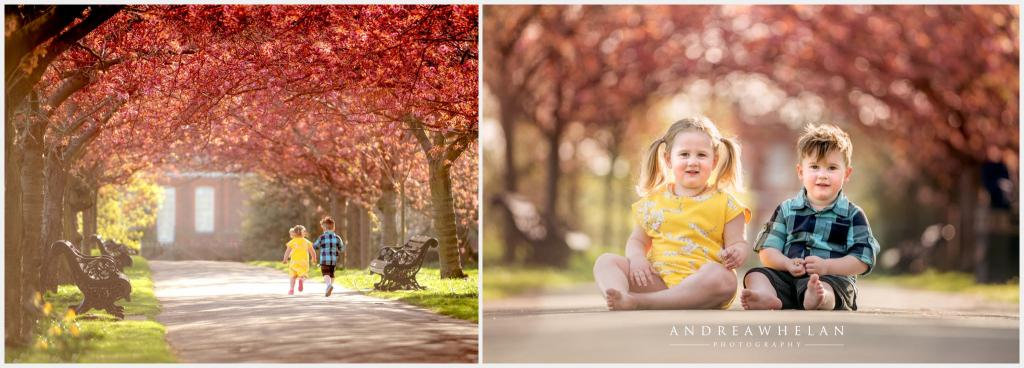 Twins photo session Greenwich Park {London Children's Photographer}