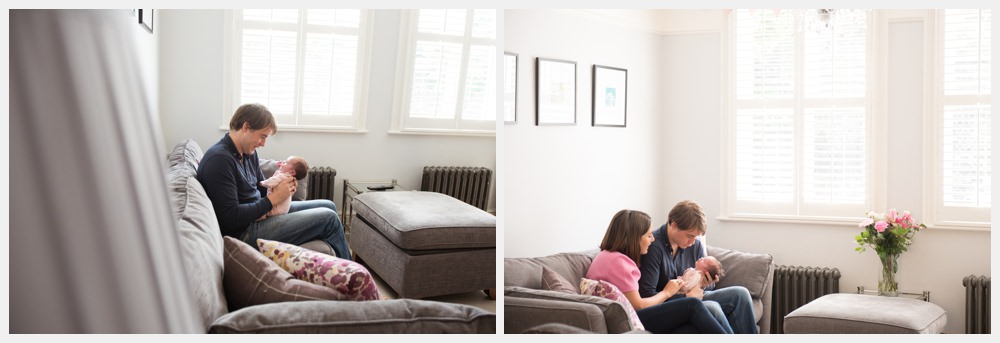 baby and family portrait photography london