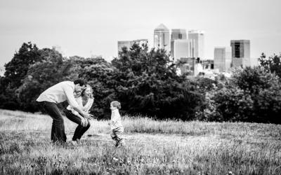 London Family Portrait Photographer  – Greenwich