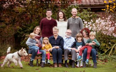 Extended Family Photo Session – West Sussex Photographer