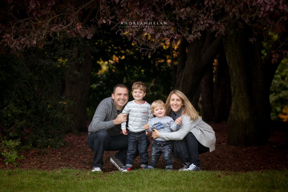 Family Photo Session in Dulwich Park | London Photographer