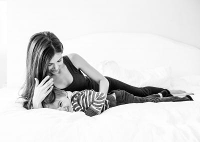 London Mother and Son Photography