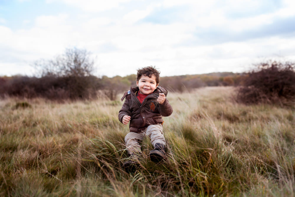Epping Forest Family Photo Session