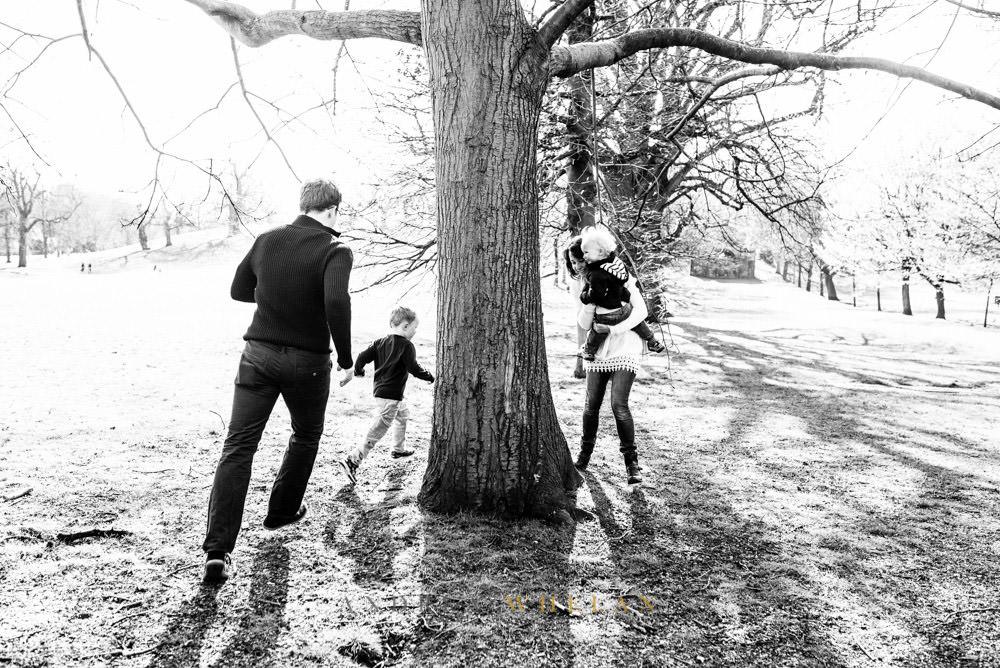 fun in Greenwich park