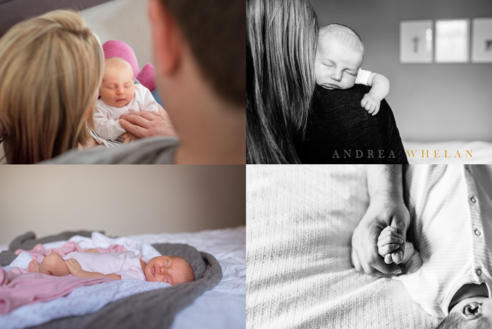 Barnes newborn baby photographer