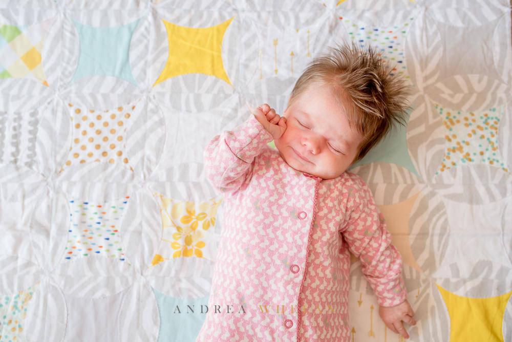 Newborn lifestyle photography London