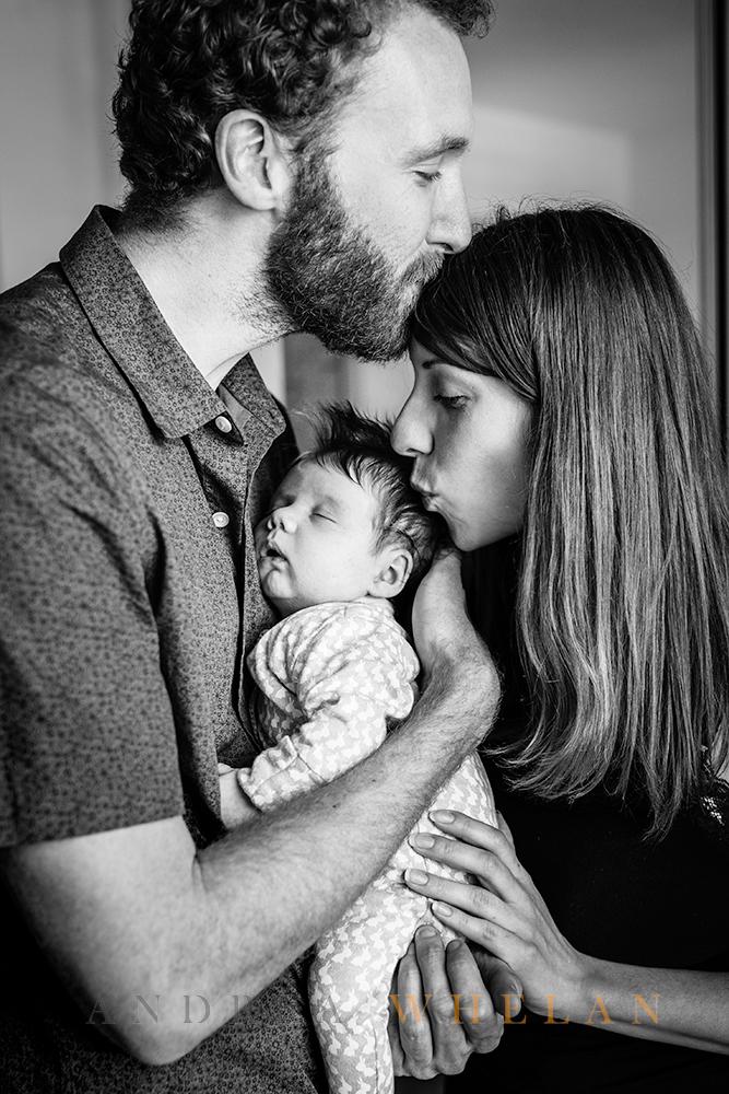 Lifestyle Newborn Photographer London