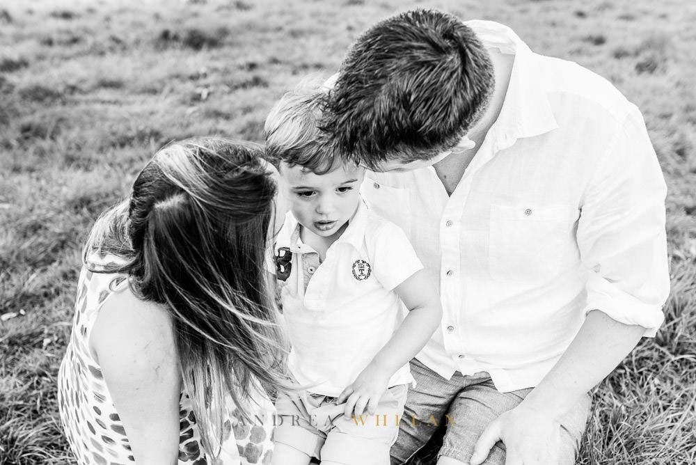 Family moment