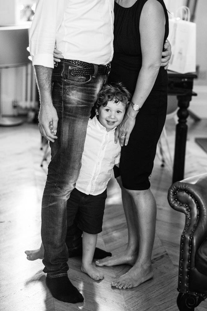 Islington family portrait photographer