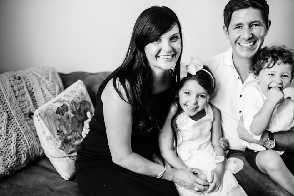 Family portrait photographer Islington