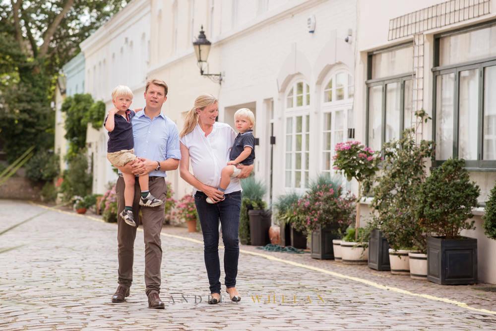 Family portrait photographer South Kensington