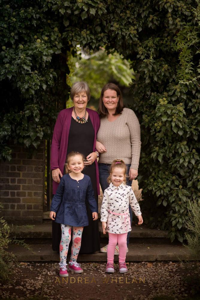 3 generations family photo