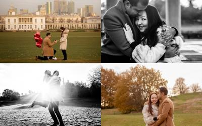 Ricky and Malika – London Marriage Proposal Photography