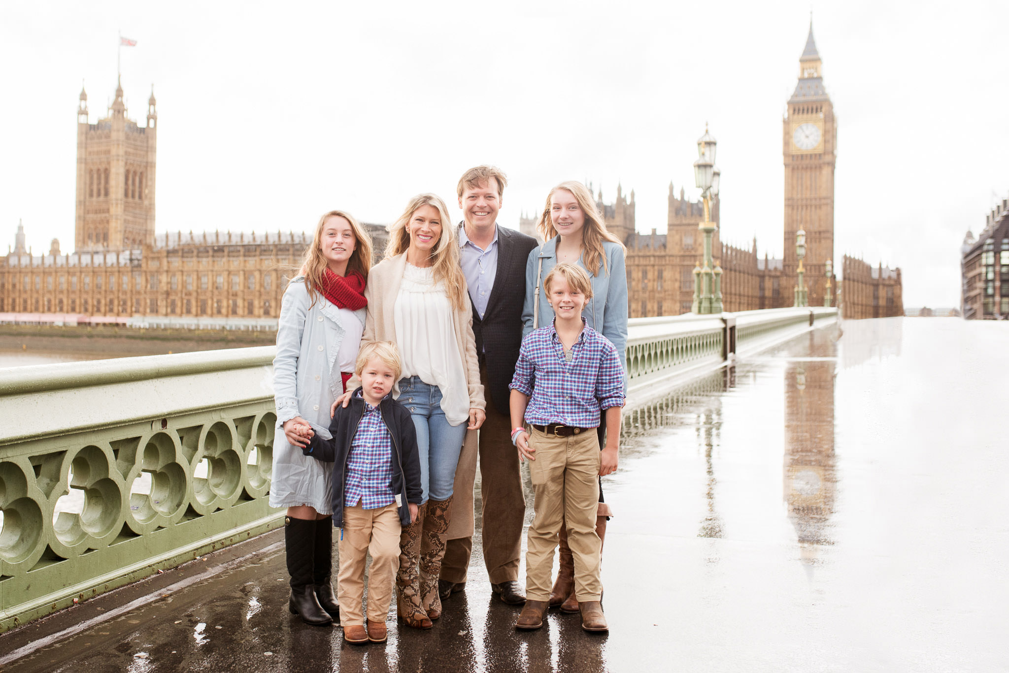 London family vacation photographer