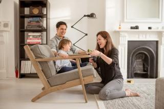 Stylish London Family Photographer