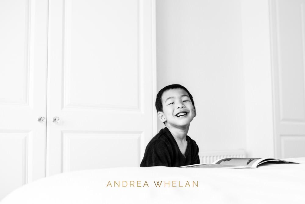 chinese boy photo session