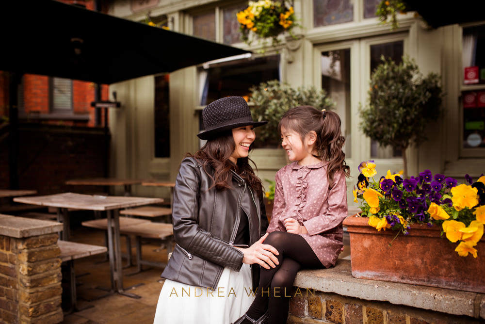 london urban family portraits