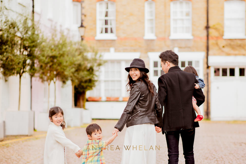 Notting Hill Family Portrait photographer