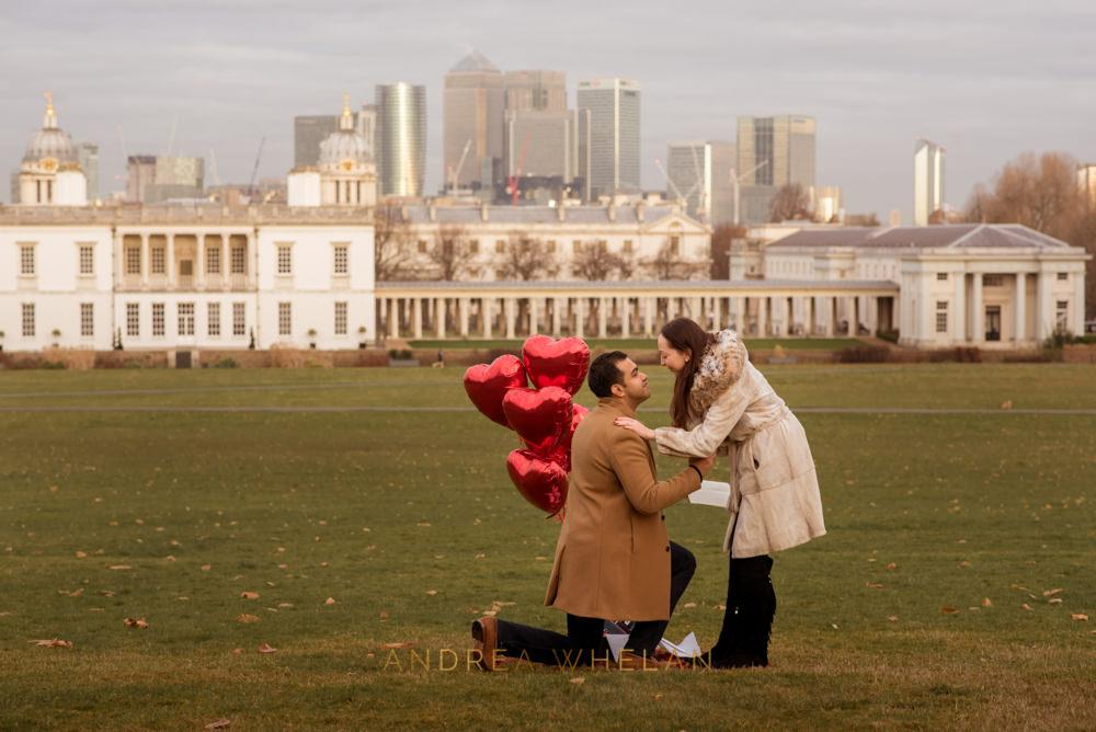 proposal london