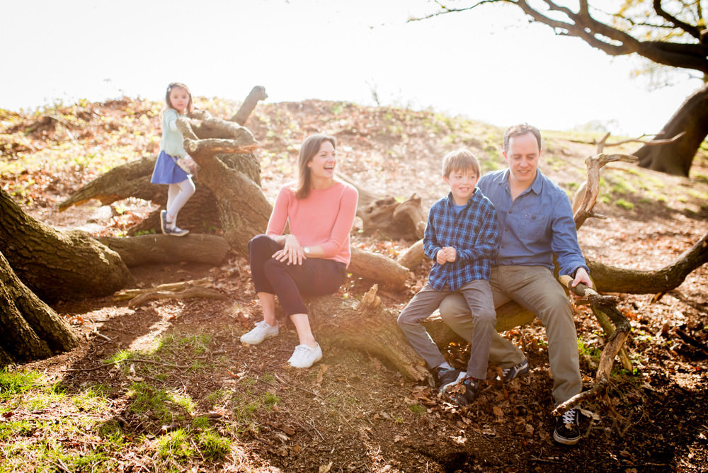 Richmond Park Family Photographer