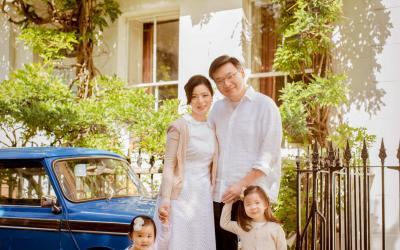 Urban Vacation Shoot – Chelsea Family Photographer