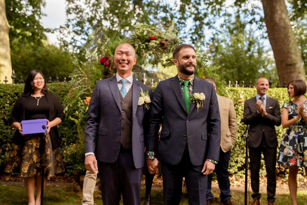 Gay Wedding Photographer London