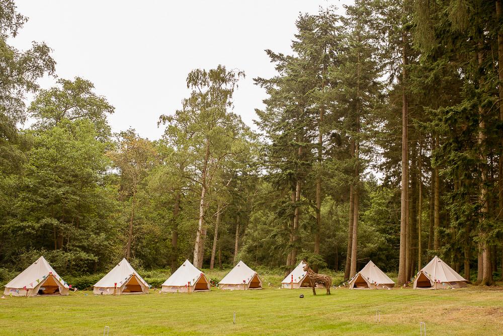 Woodland wedding ideas