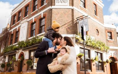 Fulham Family Photographer