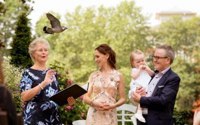 The Bingham Naming Ceremony