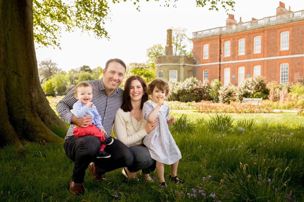Rangers House family Photography