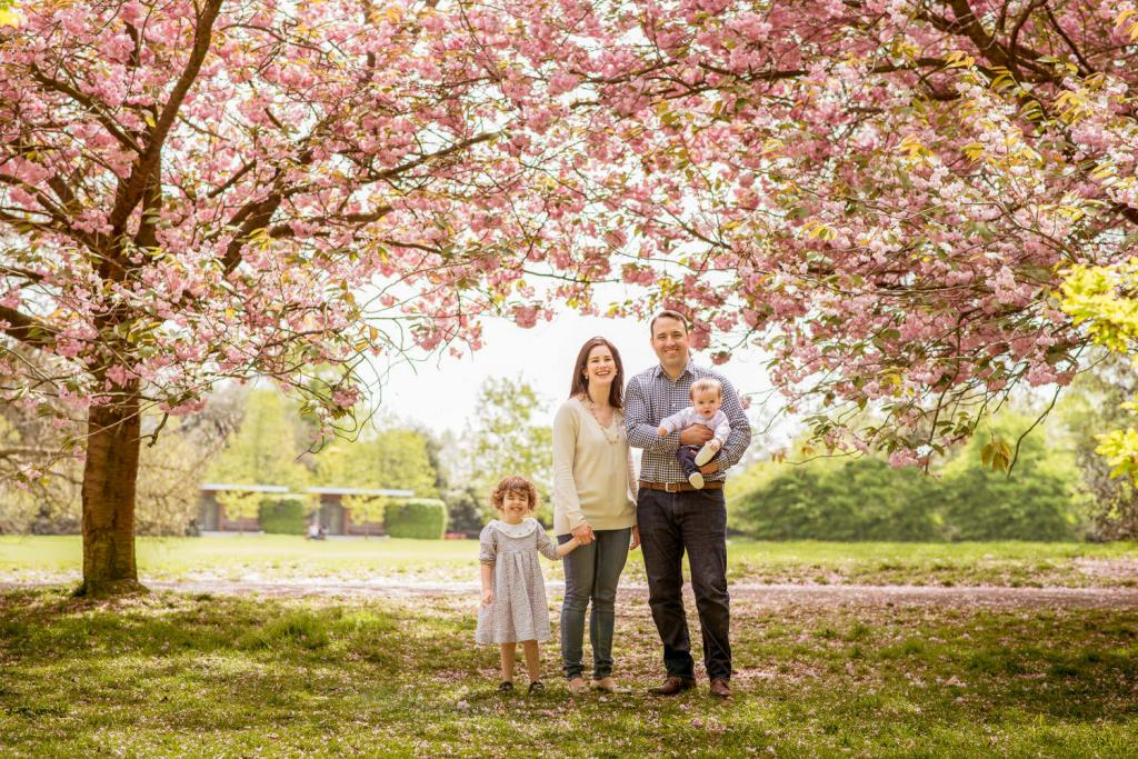 Blossom Trees Greenwich Park