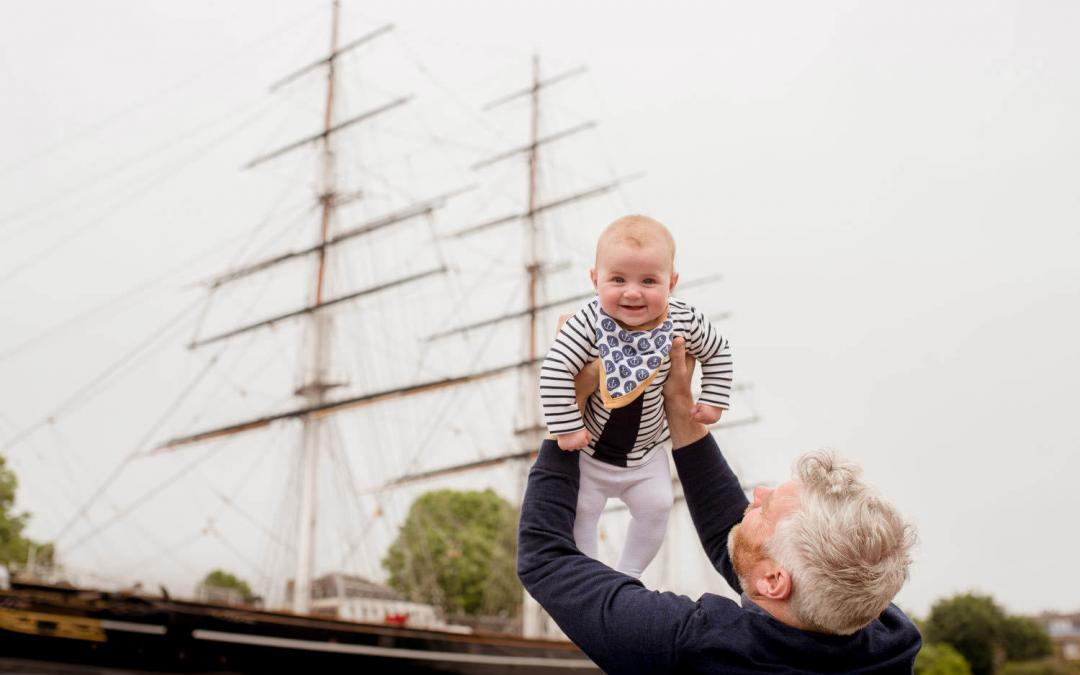 Baby Photography in Greenwich, London