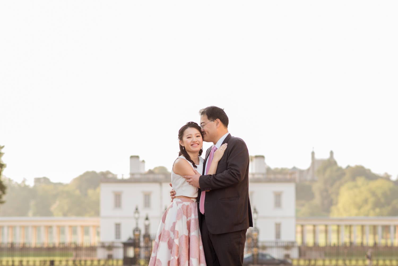 Queens House Wedding