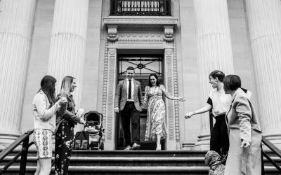 London Wedding – NW1 Photographer